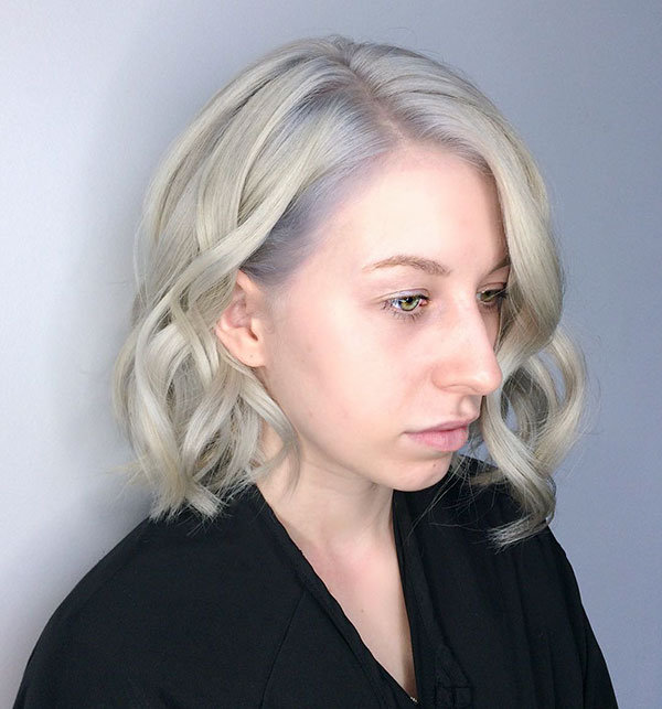 Party Hairdo For Short Hair
