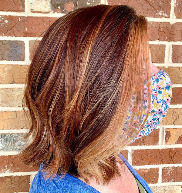 Best Highlights For Short Hair