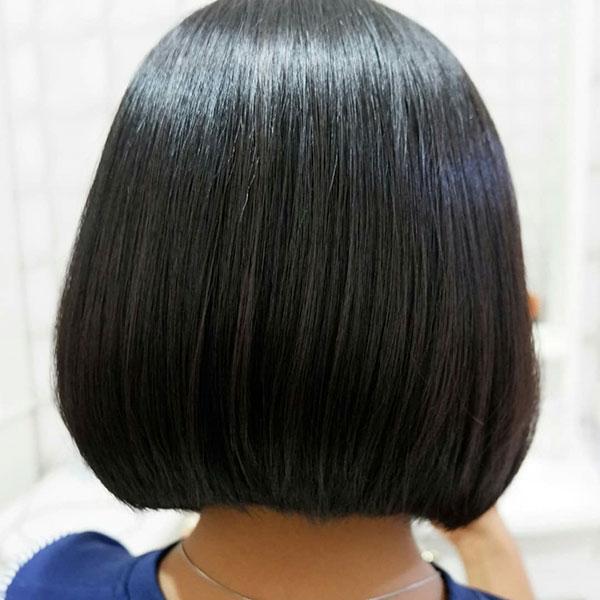 Short Simple Hair