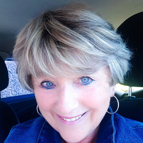 Super Short Haircuts For Women Over 40