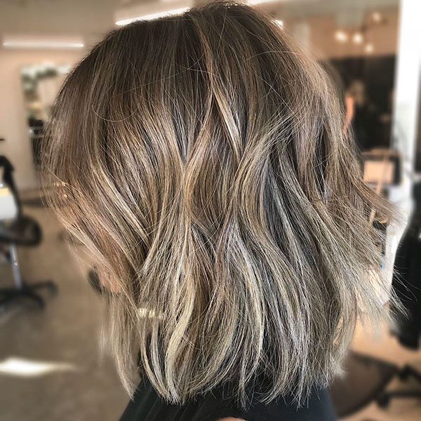Short And Simple Hair